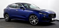 USED 2017 66 MASERATI LEVANTE 3.0D V6 ZF 4WD (s/s) 5dr Cost New £70k with £17k Extras