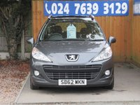 USED 2013 62 PEUGEOT 207 1.4 SW ACTIVE 5d 95 BHP