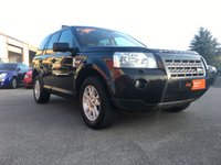 USED 2007 LAND ROVER FREELANDER 2.2 TD4 SE 5d 159 BHP Excellent condition, Air conditioning, Alloy wheels