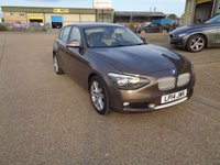 2014 BMW 1 SERIES 2.0 118D URBAN 5d 141 BHP £9795.00