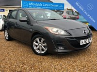 USED 2009 59 MAZDA 3 2.0 TS2 5d AUTOMATIC FSH - 13 services - Automatic 5 door