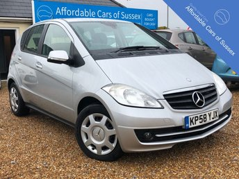 View our MERCEDES A-CLASS