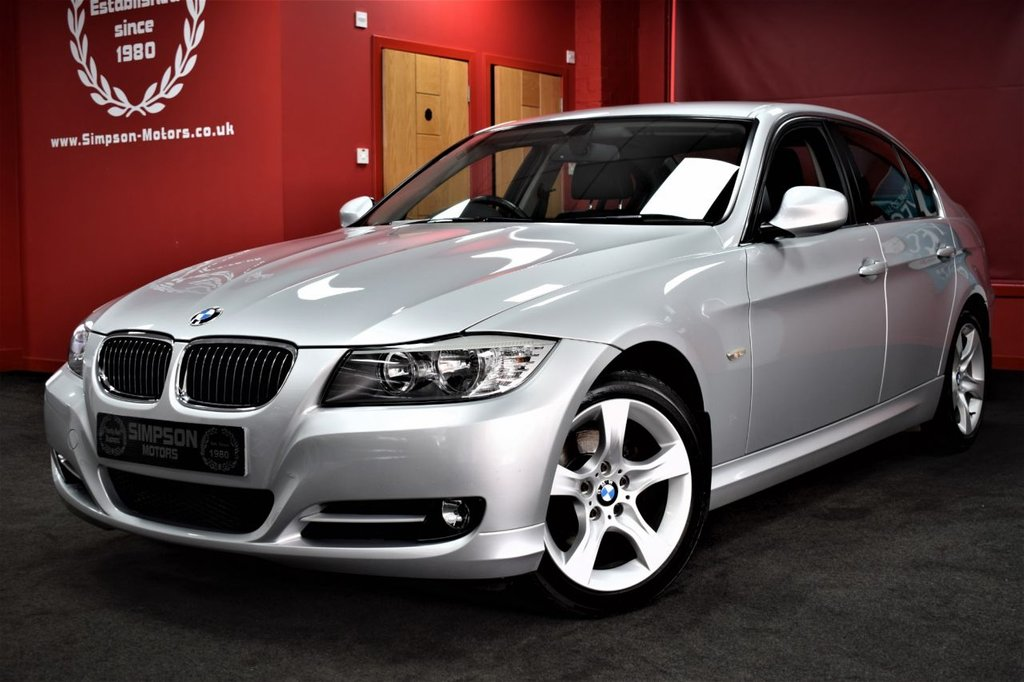 USED 2011 60 BMW 3 SERIES 2.0 318I EXCLUSIVE EDITION 4d 141 BHP