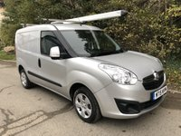 USED 2015 15 VAUXHALL COMBO 1.2 2000 L1H1 CDTI S/S SPORTIVE 90 BHP