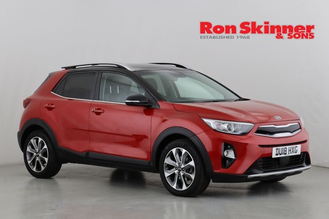 View our 2018 18 KIA STONIC 1.0 FIRST EDITION 5d 118 BHP