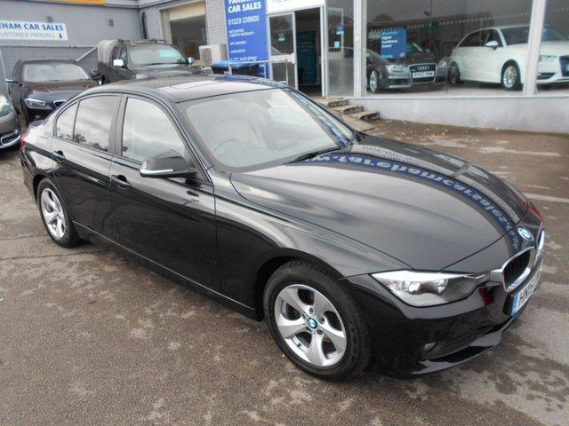 USED 2015 15 BMW 3 SERIES 2.0 320D EFFICIENTDYNAMICS 4d 161 BHP FULL SERVICE HISTORY + £3K EXTRAS