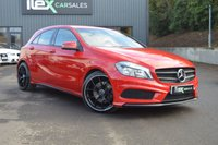 2015 MERCEDES-BENZ A CLASS 2.1 A220 CDI BLUEEFFICIENCY AMG SPORT 5d AUTO 170 BHP £14395.00