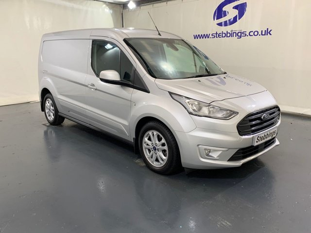 2018 68 FORD TRANSIT CONNECT 1.5 240 LIMITED TDCI PANEL VAN 119 BHP