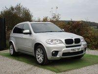 USED 2013 62 BMW X5 3.0 XDRIVE30D M SPORT 5d AUTO 241 BHP