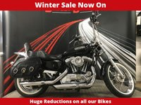 USED 2006 56 HARLEY-DAVIDSON SPORTSTER 1200cc XL 1200 LOW SPORTSTER