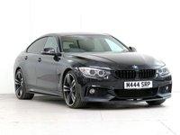 2015 BMW 4 SERIES 2.0 420D M Sport Gran Coupe 4d Auto 188 bhp [M PERFORMANCE STYLE] £15778.00