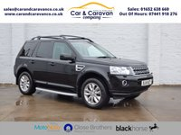 USED 2014 14 LAND ROVER FREELANDER 2.2 TD4 GS 5d AUTO 150 BHP Full Service History Finance Available
