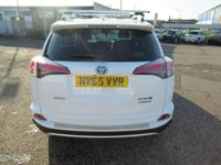 USED 2016 65 TOYOTA RAV4 2.5 VVT-I BUSINESS EDITION PLUS 5d AUTO 197 BHP