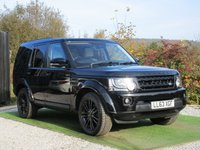 USED 2014 63 LAND ROVER DISCOVERY 3.0 SDV6 HSE 5d AUTO 255 BHP