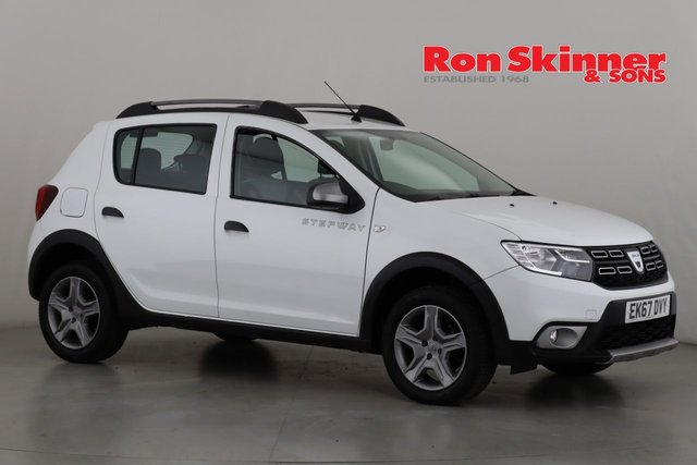 View our 2017 67 DACIA SANDERO 1.5 STEPWAY AMBIANCE DCI 5d 90 BHP