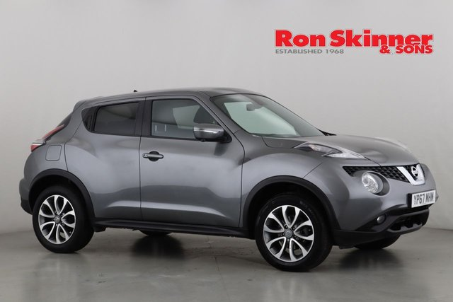 View our 2018 67 NISSAN JUKE 1.5 TEKNA DCI 5d 110 BHP