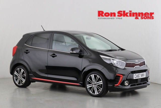View our 2018 67 KIA PICANTO 1.0 GT-LINE 5d 66 BHP