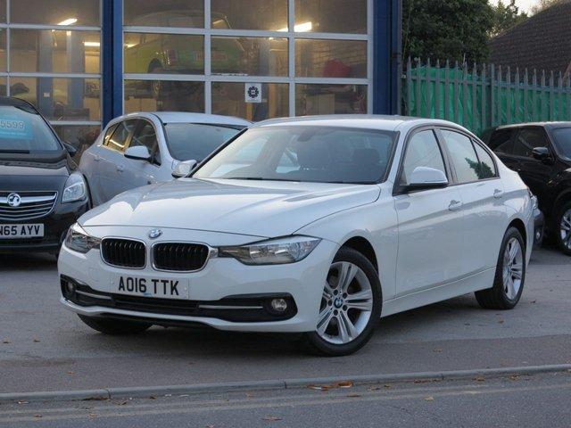 USED 2016 16 BMW 3 SERIES 1.5 318I SPORT 4d 135 BHP