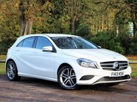 USED 2013 13 MERCEDES-BENZ A CLASS 1.6 A180 BLUEEFFICIENCY SPORT 5d 122 BHP £209 PCM With £1099 Deposit