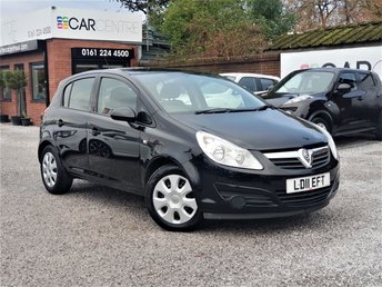 View our 2011 11 VAUXHALL CORSA 1.4 EXCLUSIV A/C 5d AUTO 98 BHP