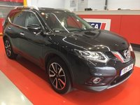 USED 2015 15 NISSAN X-TRAIL 1.6 DCI TEKNA 5d 130 BHP +7 SEATER +ONE OWNER +FULL SH.