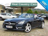 USED 2012 62 MERCEDES-BENZ SLK 2.1 SLK250 CDI BLUEEFFICIENCY AMG SPORT 2d AUTO 204 BHP Superb Specification, Low Mileage