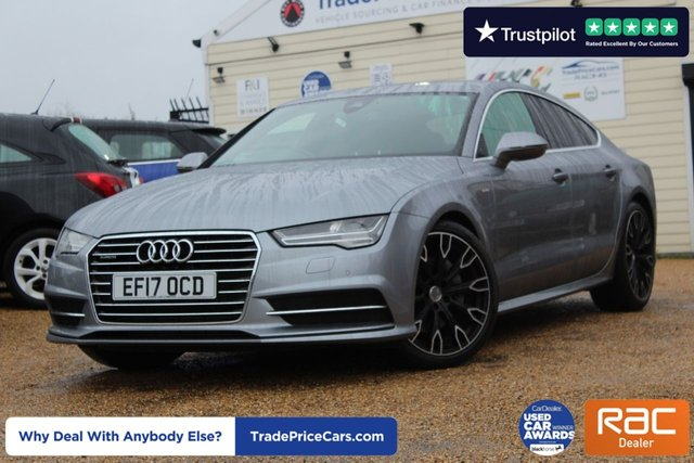 View our AUDI A7