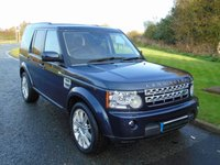 USED 2012 62 LAND ROVER DISCOVERY 3.0 4 SDV6 HSE 5d AUTO 255 BHP PANORAMIC ROOF, 7 SEATER
