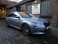 2016 SKODA SUPERB 2.0 LAURIN AND KLEMENT TDI 5d 150 BHP £12495.00