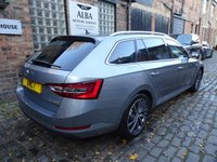 USED 2016 16 SKODA SUPERB 2.0 LAURIN AND KLEMENT TDI 5d 150 BHP (1 Owner / Amazing Spec)
