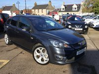 USED 2009 59 FORD FOCUS 2.5 ST-3 5d 223 BHP FULL SERVICE HISTORY