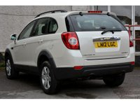 USED 2012 12 CHEVROLET CAPTIVA 2.2 LT VCDI 5d AUTO 184 BHP WE OFFER FINANCE ON THIS CAR
