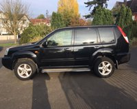 USED 2002 02 NISSAN X-TRAIL SE PLUS