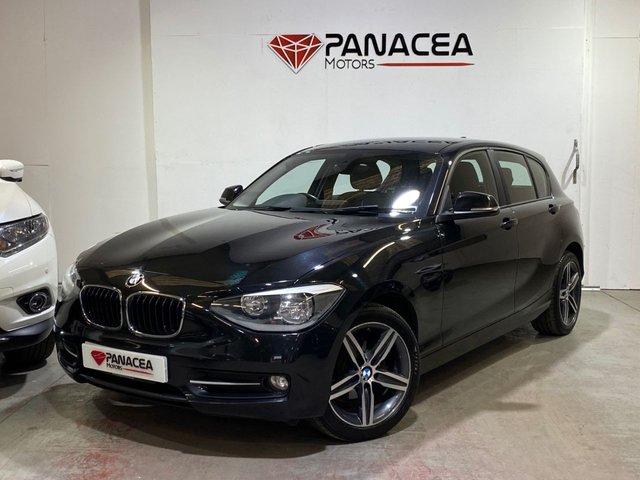 2015 15 BMW 1 SERIES 2.0 116D SPORT 5d 114 BHP