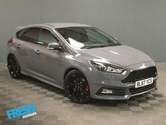2018 FORD FOCUS 2.0 ST-3 TDCI 5d £16885.00