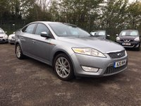2007 FORD MONDEO 2.3 TITANIUM 5d AUTOMATIC A RARE PETROL EXAMPLE  £3000.00