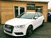 USED 2015 15 AUDI A3 2.0 TDI SE TECHNIK 5d 148 BHP ****FINANCE AVAILABLE****