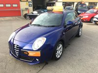 USED 2010 10 ALFA ROMEO MITO 1.4 LUSSO MULTIAIR TB 3d 135 BHP Stunning Car, Great colour, Low mileage