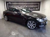 2012 MERCEDES-BENZ C CLASS 2.1 C220 CDI BLUEEFFICIENCY AMG SPORT 2d AUTO 170 BHP £9500.00