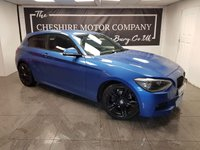 USED 2013 13 BMW 1 SERIES 2.0 118D M SPORT 3d 141 BHP + 2 FORMER KEEPERS