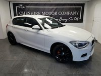USED 2013 13 BMW 1 SERIES 2.0 118D M SPORT 5d 141 BHP + 1 FORMER KEEPER + 2 KEYS