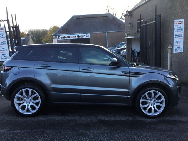 USED 2016 66 LAND ROVER RANGE ROVER EVOQUE 2.0 TD4 HSE DYNAMIC 5d 177 BHP ++BIG SPEC 1 OWNER FROM NEW++