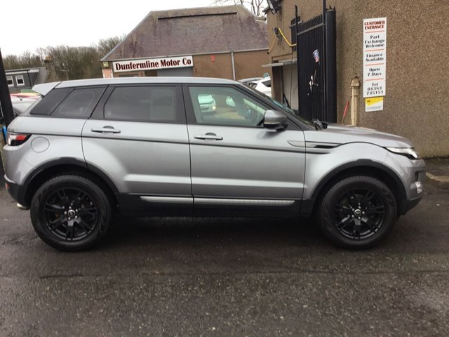 USED 2013 13 LAND ROVER RANGE ROVER EVOQUE 2.2 SD4 PURE 5d 190 BHP ++VEHICLE NOW RESERVED ++
