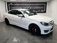 2014 MERCEDES-BENZ C CLASS 2.1 C220 CDI AMG SPORT EDITION PREMIUM 2d AUTO 168 BHP £9500.00