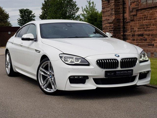 2016 J BMW 6 SERIES 3.0 640D M SPORT GRAN COUPE 4d AUTO 309 BHP