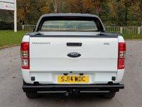 USED 2014 14 FORD RANGER 2.2 XL 4X4 DCB TDCI 4d 148 BHP