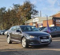 USED 2013 62 AUDI A3 1.6 TDI SPORT 5d 103 BHP PARKING AID *  17 INCH ALLOYS *  £20 ROAD TAX *