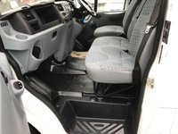 USED 2014 14 FORD TRANSIT T350 125PS LWB LUTON BODY WITH TAILIFT
