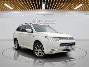 Used Mitsubishi Outlander for sale in Leighton Buzzard
