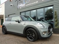 2017 MINI HATCH ONE 1.2 ONE 3d 101 BHP £8495.00